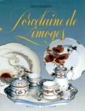 Edith Mannoni - Porcelaine de Limoges.
