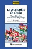 Edith Mukakayumba et Jules Lamarre - La géographie en action - Une collaboration entre la science et le politique.