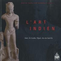 L'art indien- Inde, Sri Lanka, Népal, Asie du Sud-Est - Edith Parlier-Renault |