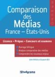 Edith Payeux et Elizabeth Dély - Comparaison des médias France / Etats-Unis.