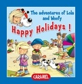 Edith Soonckindt et Mathieu Couplet - Happy Holidays! - Fun Stories for Children.