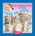 Edith Soonckindt et Mathieu Couplet - Tous en piste ! - Un petit livre pour enfants.
