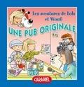 Edith Soonckindt et Mathieu Couplet - Une pub originale - Un petit livre pour enfants.