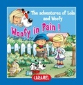Edith Soonckindt et Mathieu Couplet - Woofy in Pain - Fun Stories for Children.