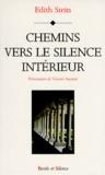 Edith Stein - Chemins vers le silence intérieur.