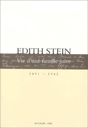Edith Stein - .