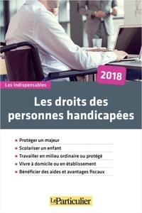 Les droits des personnes handicapées - Edith Tavignot pdf epub