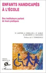 Edith Waysand et Jean-Pierre Aublé - .