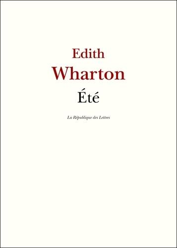 Edith Wharton - Été.