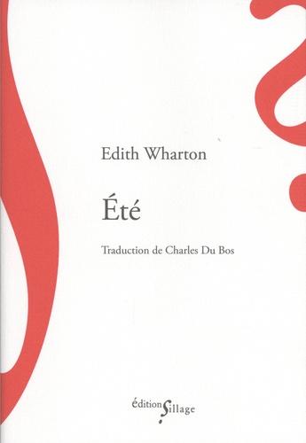 Edith Wharton - Eté.
