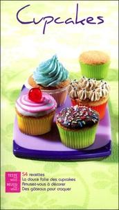 Edition Spuren - Cupcakes - 54 recettes.
