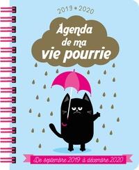 Livres anglais audios téléchargement gratuit Agenda de ma vie pourrie (French Edition) par Editions 365 9782377612727