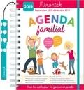 Editions 365 - Agenda familial Mémoniak.