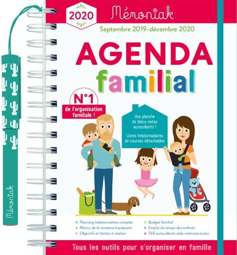 Agenda familial Mémoniak  Edition 2019-2020