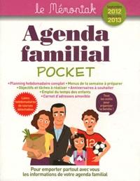 Editions 365 - Agenda familial pocket.