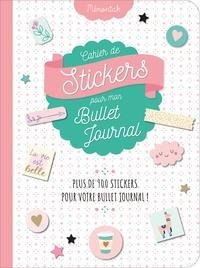 Editions 365 - Cahier de stickers pour mon Bullet journal.