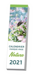 Editions 365 - Calendrier marque-page Nature.