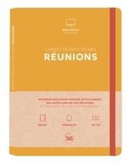 Editions 365 - Carnet de suivi de mes réunions.