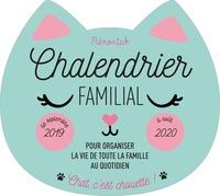 Chalendrier familial - Pour organiser la vie de toute la famille au quotidien.pdf