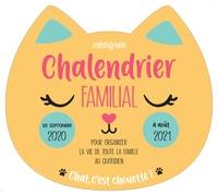 Editions 365 - Chalendrier familial - Pour organiser la vie de toute la famille au quotidien.
