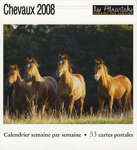 Editions 365 - Chevaux 2008.