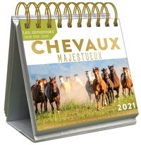 Editions 365 - Chevaux majestueux.