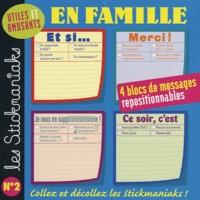 Editions 365 - En famille.