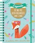 Editions 365 - L'agenda de ma vie bien organisée.