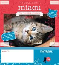 Editions 365 - L'organiseur Miaou - Pour ronronner de bonheur.