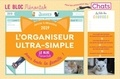Editions 365 - L'organiseur ultra-simple pour les amoureux des chats - De janvier à décembre.