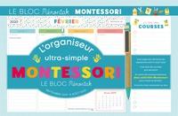 Editions 365 - Le bloc Mémoniak Montessori.