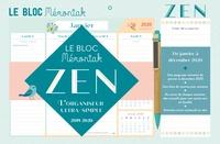 Liens de téléchargement de manuels Le bloc Mémoniak zen  - L'organiseur ultra-simple ! Avec un stylo aimanté par Editions 365 9782377612925