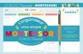 Editions 365 - Le bloc Mémoniak - Special Montessori.