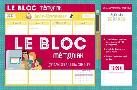 Le bloc Mémoniak  Edition 2020-2021