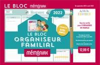 Editions 365 - Le bloc organiseur familial.