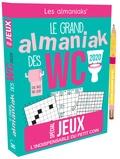 Editions 365 - Le grand almaniak des WC spécial jeux.