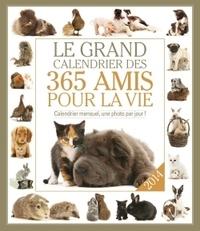 Editions 365 - Le grand calendrier des 365 amis pour la vie.