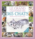Editions 365 - Le grand calendrier des 365 chats.