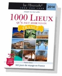 Openwetlab.it Les 1000 lieux qu'il faut avoir vus en France 2014 Image