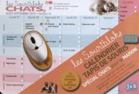 Editions 365 - Les Souriblocks chats septembre 2012 à décembre 2013.