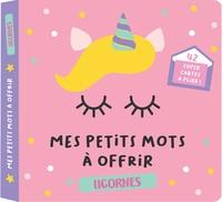 Editions 365 - Licornes - 40 super cartes à plier !.
