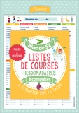 Editions 365 - Listes de courses.
