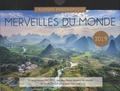 Editions 365 - Merveilles du monde - 52 magnifiques photos des plus beaux endroits du monde et un agenda pour vous organiser.