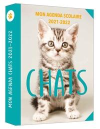 Editions 365 - Mon agenda scolaire Chats 2021-2022.