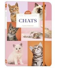 Editions 365 - Mon petit agenda Chats - 1er janvier au 31 décembre.