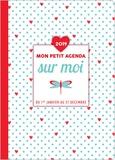 Editions 365 - Mon petit agenda sur moi - Du 1er au 31 décembre.