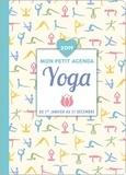 Editions 365 - Mon petit agenda Yoga - Du 1er janvier au 31 décembre.