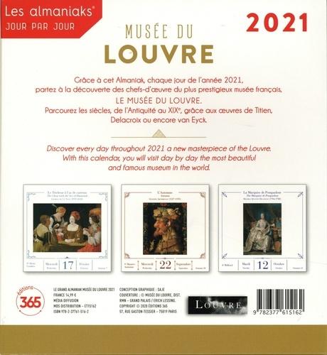Musée du Louvre  Edition 2021