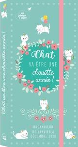 Editions 365 - Organiseur Chat va être une chouette année !.