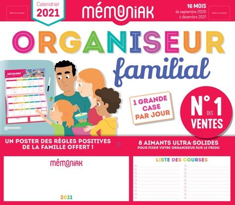 Organiseur familial Le Mémoniak  Edition 2021